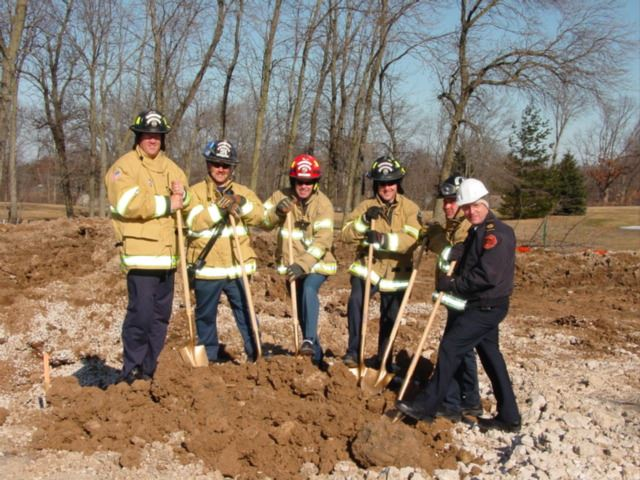New Station 2 Groundbreaking