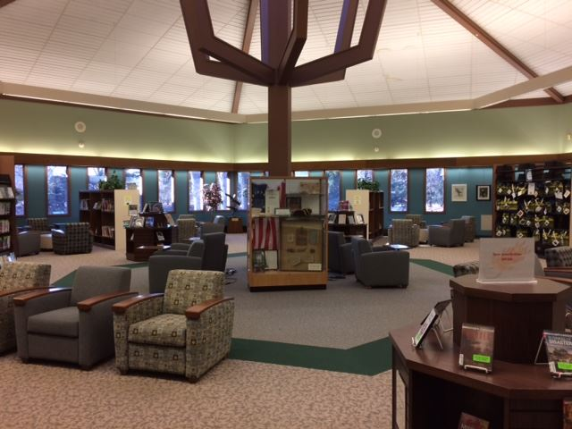 Brookfield Public Library - Periodical Area