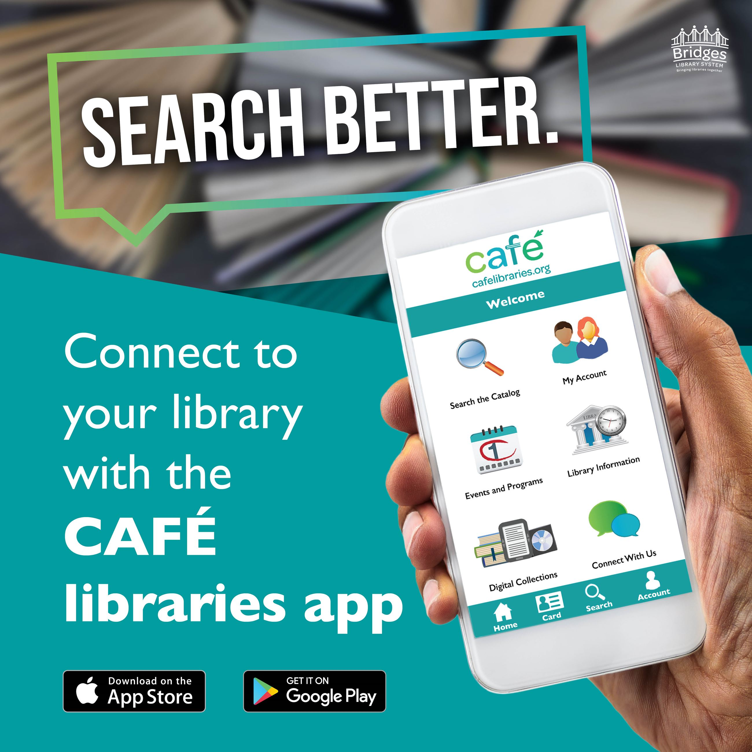 CAFE Library Mobile APP