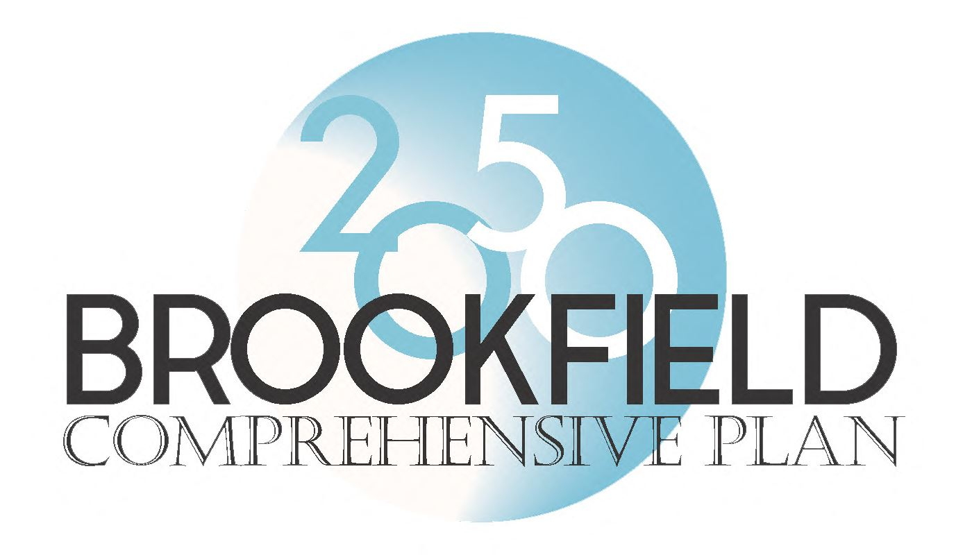 Brookfield Comp Plan Logo 2050